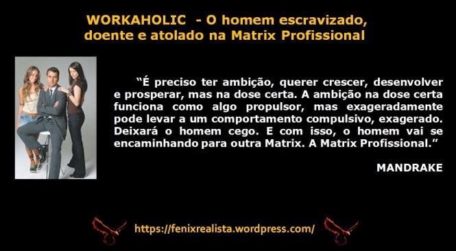 Mandrake - Workaholic